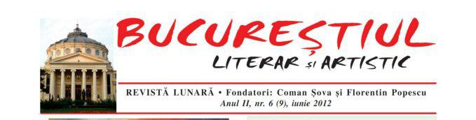 Bucurestiul Literar Si Artistic